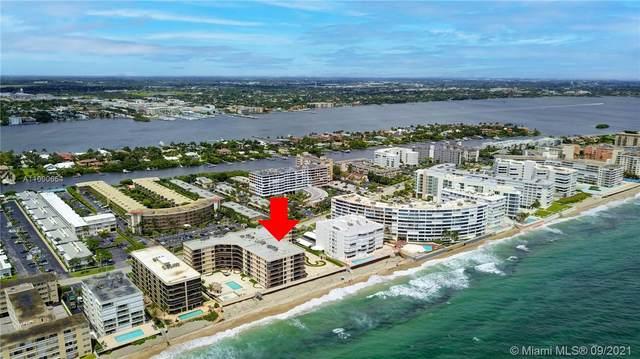 3610 S Ocean Blvd #608, South Palm Beach, FL 33480 (MLS #A11090654) :: Douglas Elliman