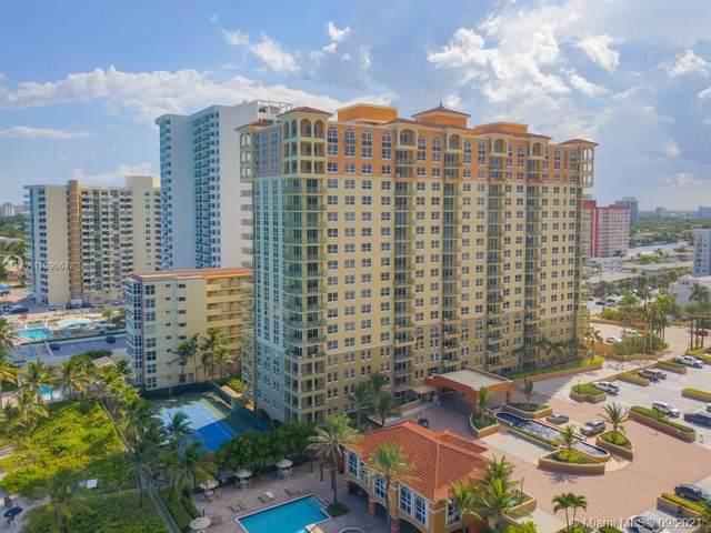 2080 S Ocean Dr #1512, Hallandale Beach, FL 33009 (MLS #A11090672) :: GK Realty Group LLC
