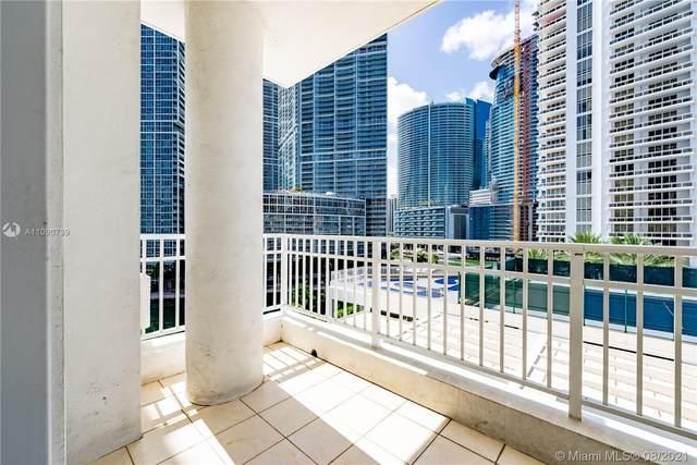 801 Brickell Key Blvd #806, Miami, FL 33131 (MLS #A11090739) :: The Riley Smith Group