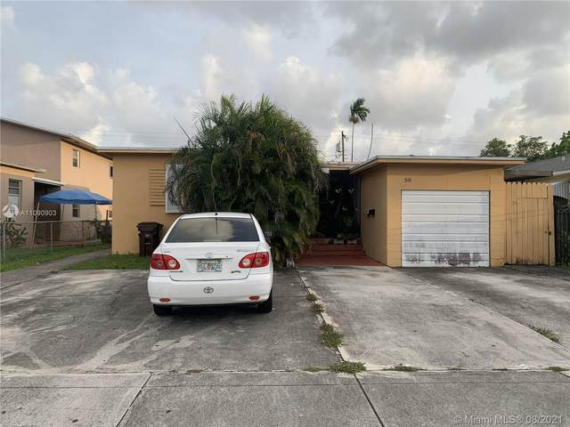 50 E 20th St, Hialeah, FL 33010 (MLS #A11090903) :: Jo-Ann Forster Team