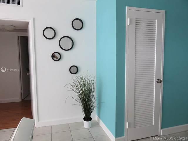 5151 Collins Ave #829, Miami Beach, FL 33140 (MLS #A11090975) :: Berkshire Hathaway HomeServices EWM Realty