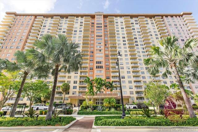 251 174th St #1118, Sunny Isles Beach, FL 33160 (MLS #A11090992) :: GK Realty Group LLC