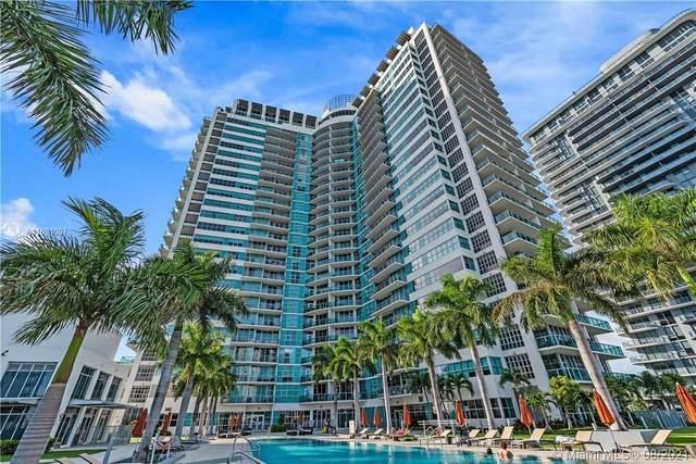 3301 NE 1st Ave H0803, Miami, FL 33137 (MLS #A11091007) :: GK Realty Group LLC