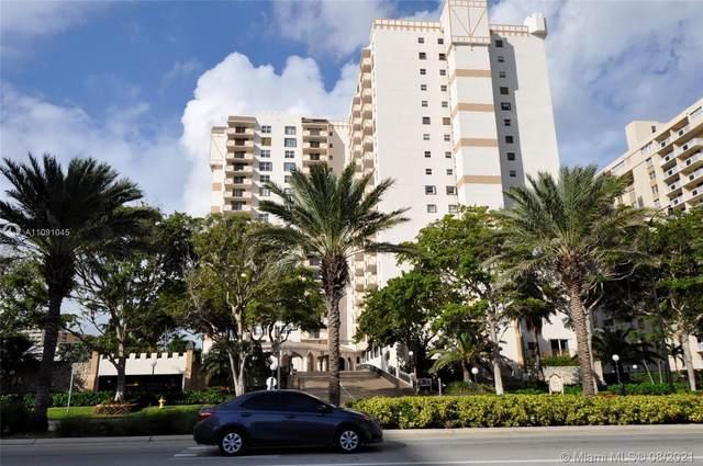 1865 S Ocean Dr 4M, Hallandale Beach, FL 33009 (MLS #A11091045) :: Green Realty Properties
