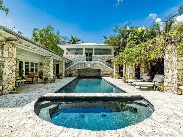 3737 El Prado Blvd, Coconut Grove, FL 33133 (MLS #A11091067) :: Jo-Ann Forster Team
