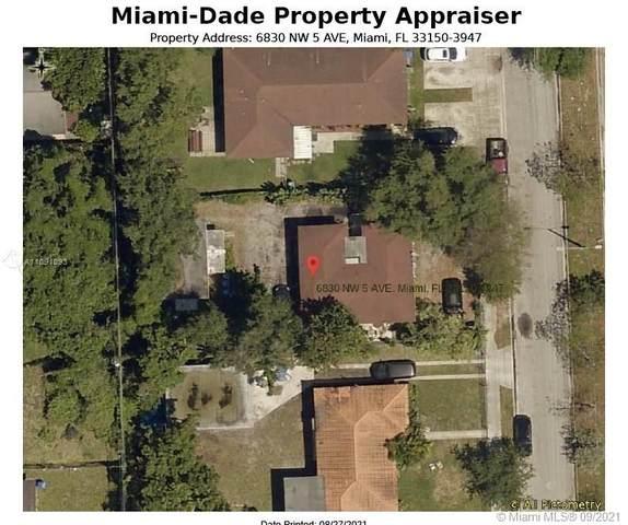 6830 NW 5th Ave, Miami, FL 33150 (MLS #A11091093) :: Castelli Real Estate Services