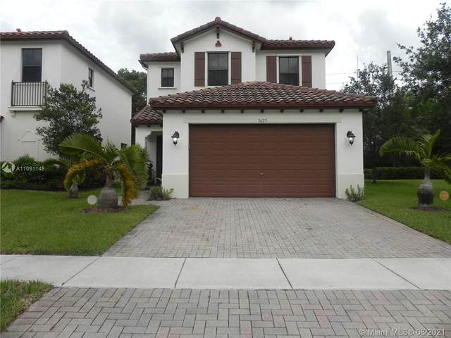 3625 SW 90th Ave, Miramar, FL 33025 (MLS #A11091148) :: Onepath Realty - The Luis Andrew Group
