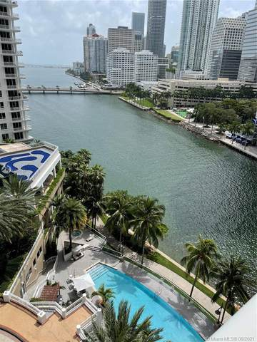 901 Brickell Key Blvd #1203, Miami, FL 33131 (MLS #A11091154) :: The Pearl Realty Group