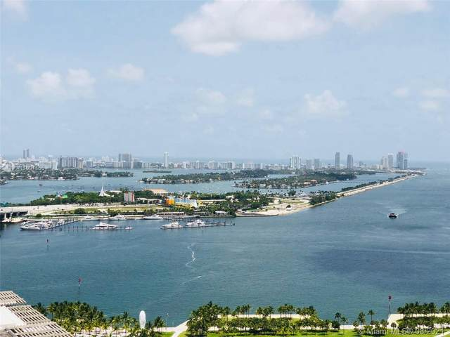 1100 Biscayne Blvd #3403, Miami, FL 33132 (MLS #A11091155) :: GK Realty Group LLC