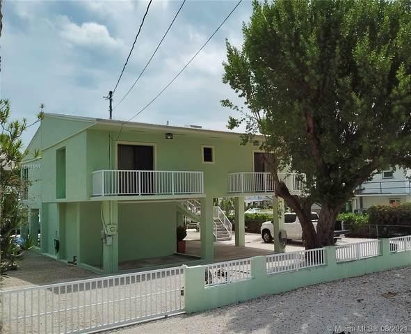 876 Ellen Drive, Key Largo, FL 33037 (MLS #A11091157) :: Douglas Elliman