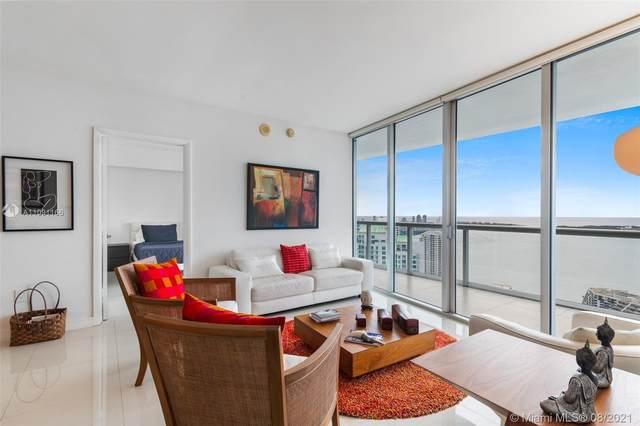 465 Brickell Ave #4903, Miami, FL 33131 (MLS #A11091166) :: Green Realty Properties