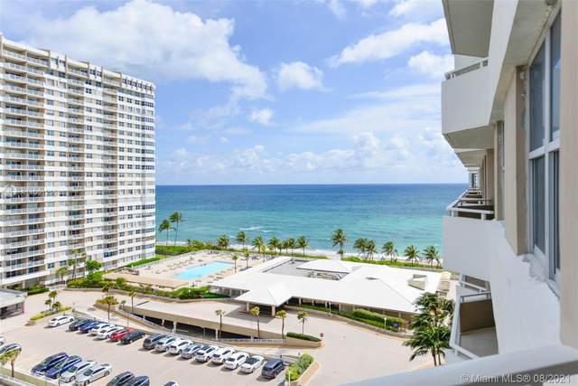 1980 S Ocean Dr 4K, Hallandale Beach, FL 33009 (MLS #A11091296) :: GK Realty Group LLC