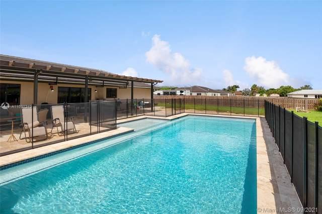 20560 SW 316th St, Homestead, FL 33030 (MLS #A11091343) :: Search Broward Real Estate Team