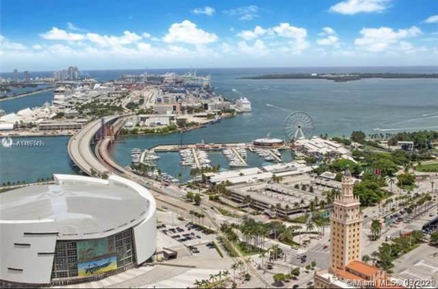 851 NE 1st Ave #3909, Miami, FL 33132 (MLS #A11091439) :: GK Realty Group LLC