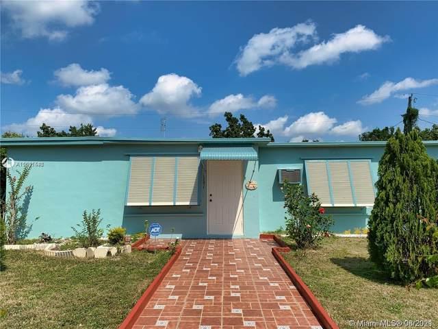 15271 Harrison Dr, Homestead, FL 33033 (MLS #A11091546) :: Douglas Elliman