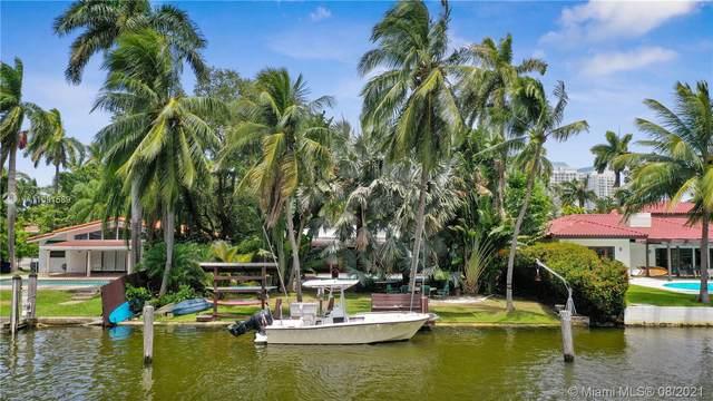 924 Belle Meade Island Dr, Miami, FL 33138 (MLS #A11091589) :: Jo-Ann Forster Team