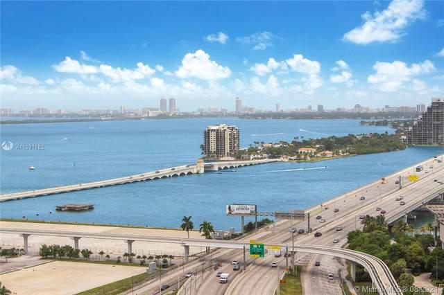 1100 Biscayne Blvd #2203, Miami, FL 33132 (MLS #A11091682) :: GK Realty Group LLC