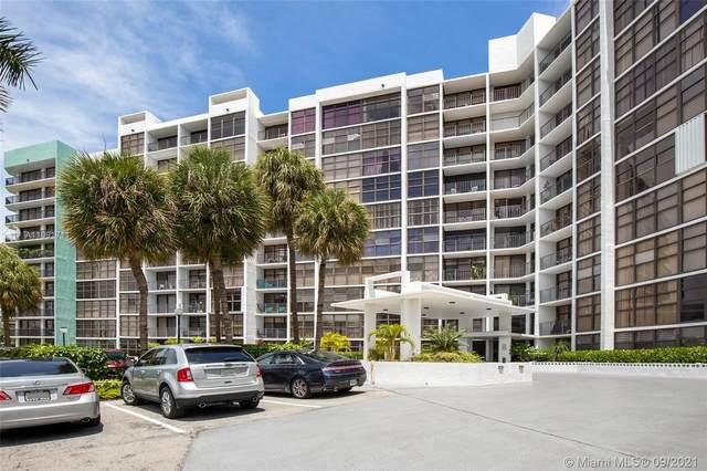 400 Leslie Dr #924, Hallandale Beach, FL 33009 (MLS #A11091711) :: GK Realty Group LLC