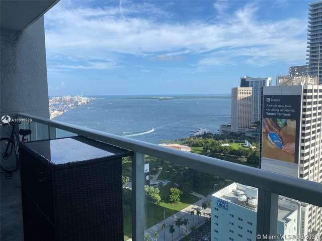 244 Biscayne Blvd #3207, Miami, FL 33132 (MLS #A11091720) :: The MPH Team