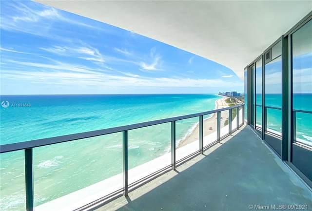 15701 Collins Ave #3103, Sunny Isles Beach, FL 33160 (MLS #A11091849) :: GK Realty Group LLC