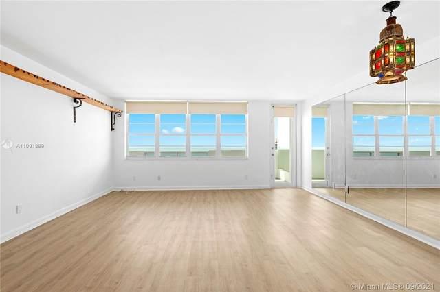 100 Lincoln Rd #1646, Miami Beach, FL 33139 (MLS #A11091889) :: Berkshire Hathaway HomeServices EWM Realty