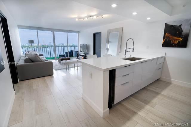 7601 E Treasure Dr #2019, North Bay Village, FL 33141 (MLS #A11091970) :: Castelli Real Estate Services