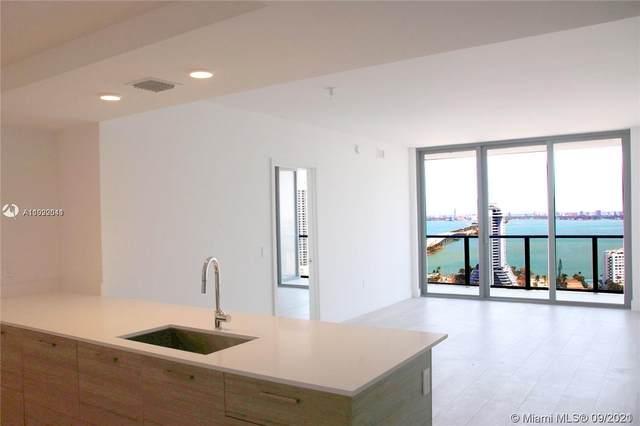 121 NE 34th St #2407, Miami, FL 33137 (MLS #A11092041) :: ONE | Sotheby's International Realty