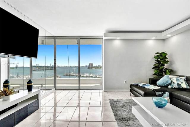 555 NE 15th St #606, Miami, FL 33132 (MLS #A11092194) :: Berkshire Hathaway HomeServices EWM Realty