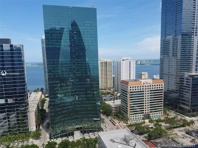1300 S Miami Ave #3502, Miami, FL 33130 (MLS #A11092260) :: Douglas Elliman