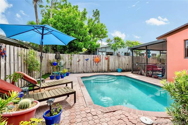 509 NW 25th St, Wilton Manors, FL 33311 (MLS #A11092283) :: Jo-Ann Forster Team
