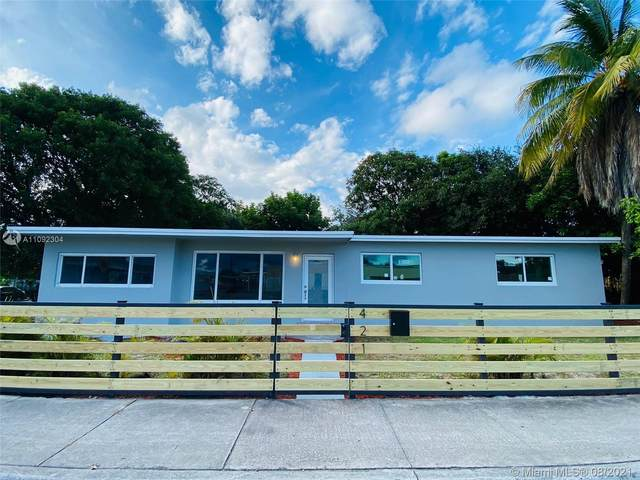 421 NW 67th St, Miami, FL 33150 (MLS #A11092304) :: Equity Realty