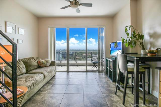 60 SW 13th St #1405, Miami, FL 33130 (MLS #A11092328) :: The Rose Harris Group