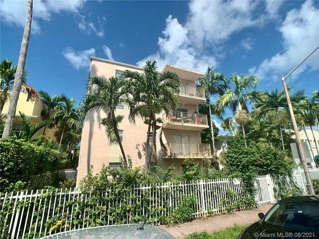 618 Euclid Ave #201, Miami Beach, FL 33139 (#A11092367) :: Posh Properties
