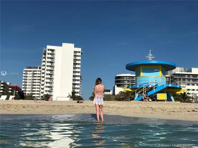 100 Lincoln Rd #1128, Miami Beach, FL 33139 (MLS #A11092382) :: Berkshire Hathaway HomeServices EWM Realty