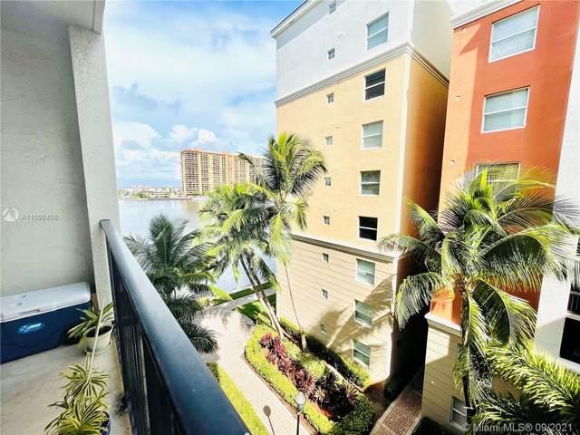 17100 N Bay Rd #1509, Sunny Isles Beach, FL 33160 (MLS #A11092408) :: KBiscayne Realty