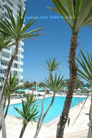 100 Lincoln Rd #1040, Miami Beach, FL 33139 (MLS #A11092413) :: Berkshire Hathaway HomeServices EWM Realty