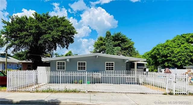 1891 NW 62nd St, Miami, FL 33147 (MLS #A11092487) :: Douglas Elliman