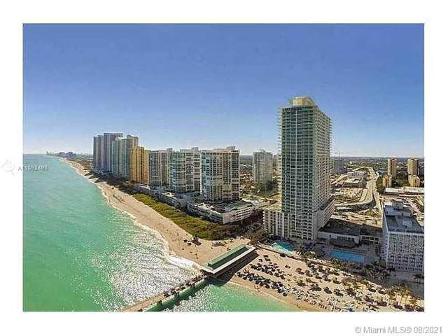 16699 Collins Ave #3306, Sunny Isles Beach, FL 33160 (MLS #A11092493) :: Green Realty Properties