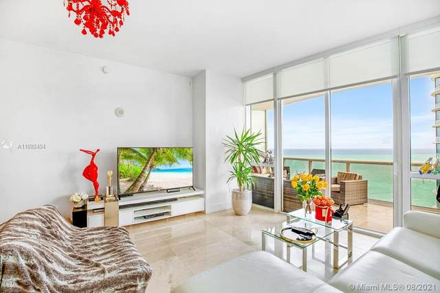 15811 Collins Ave #2807, Sunny Isles Beach, FL 33160 (MLS #A11092494) :: Berkshire Hathaway HomeServices EWM Realty