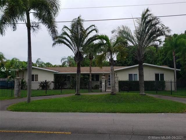14190 SW 97th Ave, Miami, FL 33176 (MLS #A11092580) :: Jo-Ann Forster Team