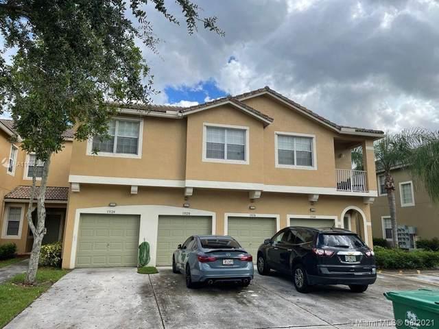 13128 SW 42nd St #14204, Miramar, FL 33027 (MLS #A11092587) :: Green Realty Properties