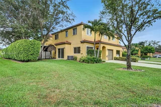 1801 SW 102nd Ter #1801, Miramar, FL 33025 (MLS #A11092621) :: Castelli Real Estate Services