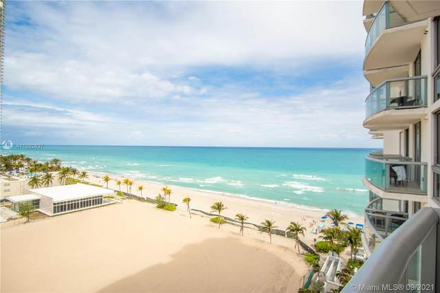 18683 Collins Ave #905, Sunny Isles Beach, FL 33160 (MLS #A11092637) :: Castelli Real Estate Services
