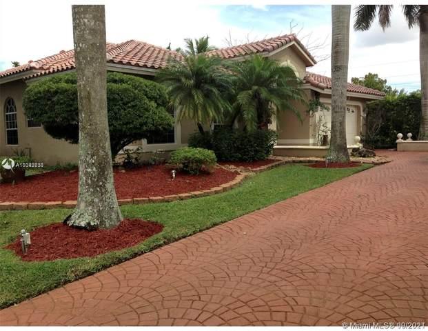 12284 SW 1st St, Coral Springs, FL 33071 (MLS #A11092638) :: Douglas Elliman