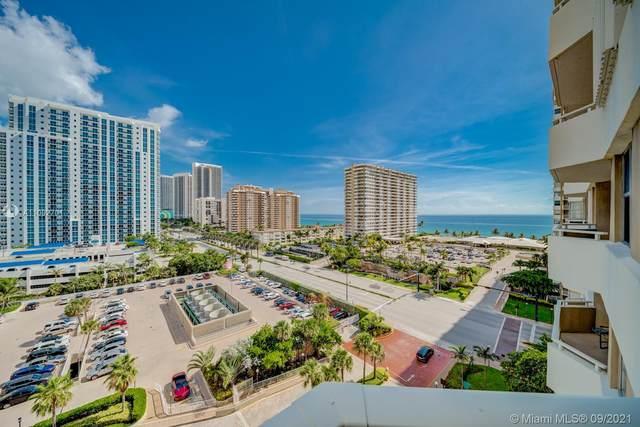 1985 S Ocean Dr 9H, Hallandale Beach, FL 33009 (MLS #A11092701) :: The Riley Smith Group