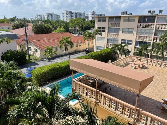 211 NE 8th Ave #406, Hallandale Beach, FL 33009 (MLS #A11092725) :: Castelli Real Estate Services