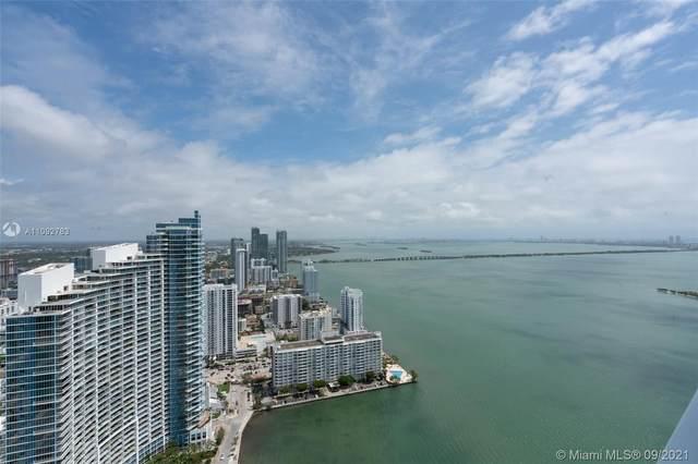 1900 N Bayshore Dr Ph4904, Miami, FL 33132 (MLS #A11092783) :: Castelli Real Estate Services