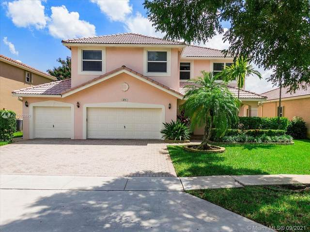 675 SW 168th Way, Pembroke Pines, FL 33027 (MLS #A11092890) :: The Rose Harris Group