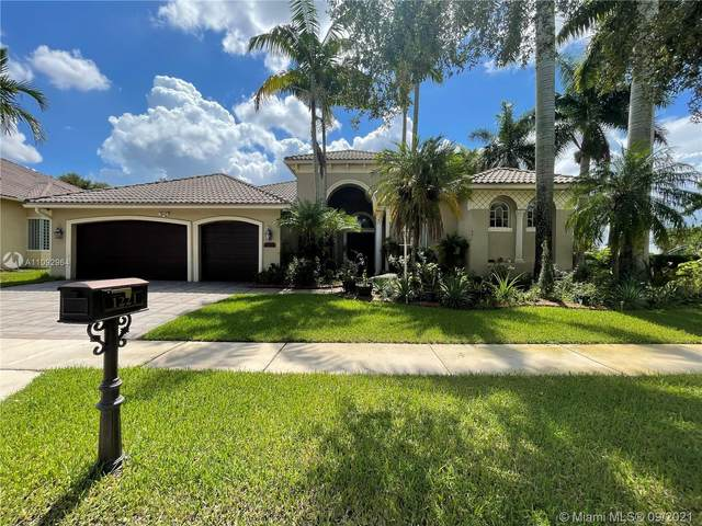 1221 NW 137th Ave, Pembroke Pines, FL 33028 (MLS #A11092964) :: Jo-Ann Forster Team