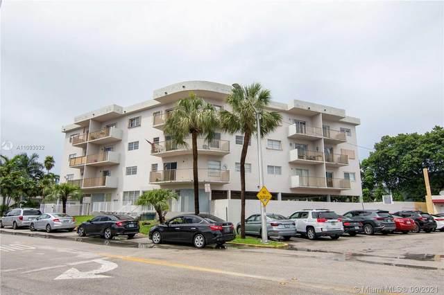 7125 Bonita Dr #401, Miami Beach, FL 33141 (MLS #A11093032) :: GK Realty Group LLC